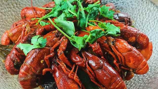 小龙虾的季节来了,十三香小龙虾