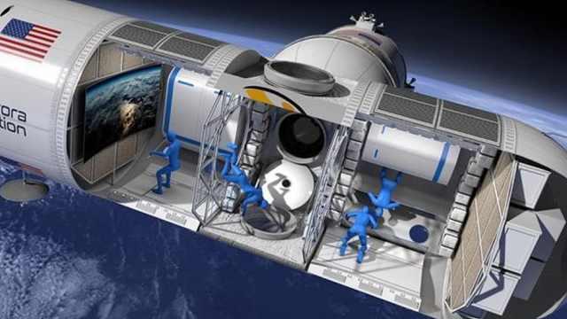 全球首家太空酒店,2022年迎客