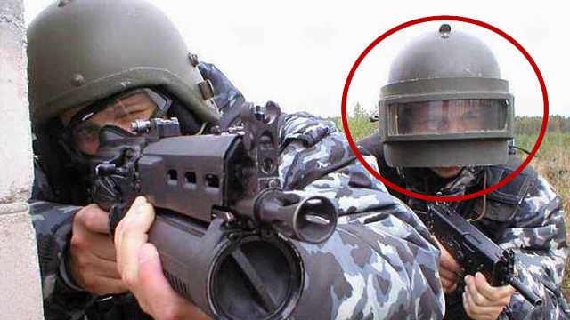 钢盔根本不能挡子弹,为啥还要戴?