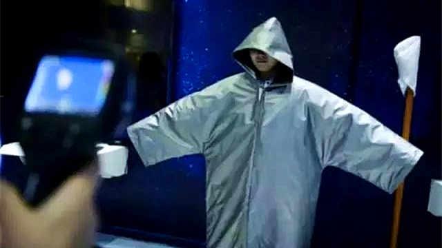 中国成功造出隐身衣,夜里尤其管用