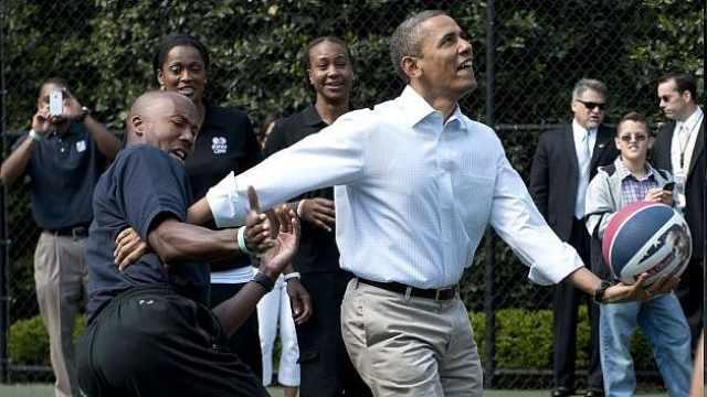 奥巴马夫妇C位出道,与Netflix签约