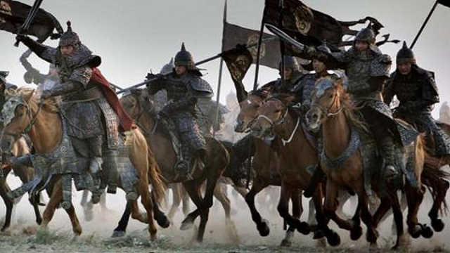 唐朝军队有多牛逼