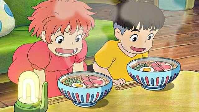 在宫崎骏的动画中出现过哪些美食?