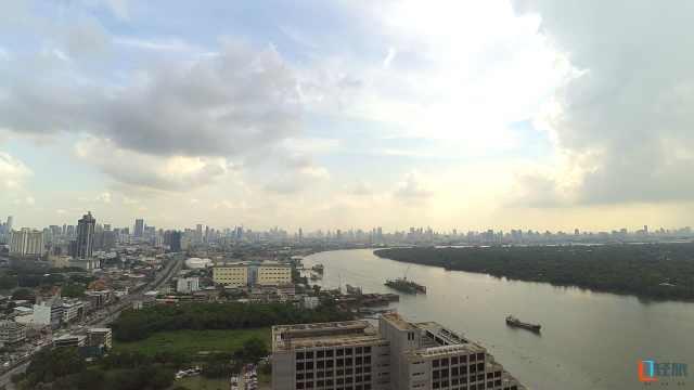 在曼谷住中国姑娘开的民宿