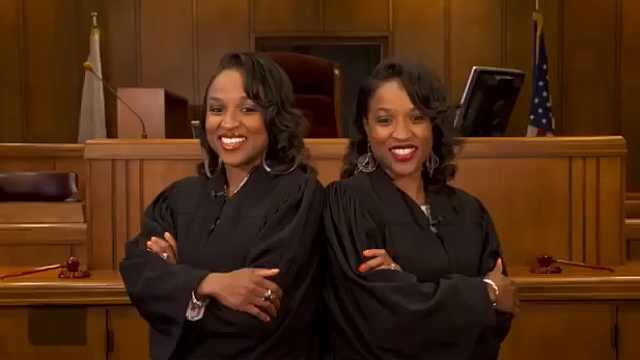 双胞胎姐妹花:同上名校同成法官