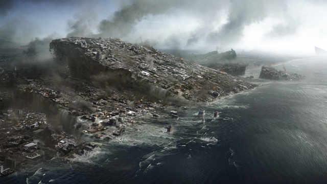 海平面下降50米,地球会有什么变化