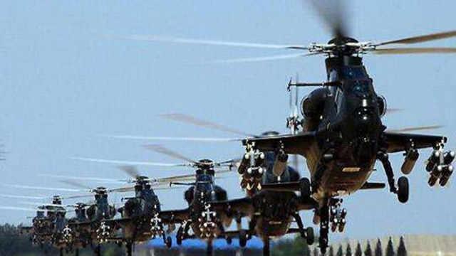 国产直升机与美国差距多大
