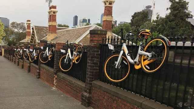 小黄车退出墨尔本,摩拜单车或进军