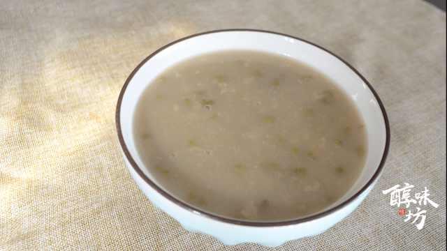 """""""与粽不同""""的100种吃法之绿豆粥"""