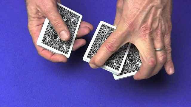 玩牌小技巧:扑克牌原来可以这么玩