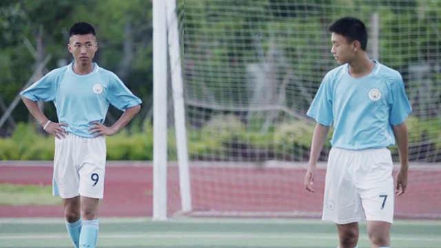 《中国有足球》第二集:锋利的对手