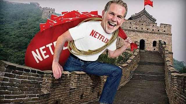 视频网站Netflix如何一飞冲天的?