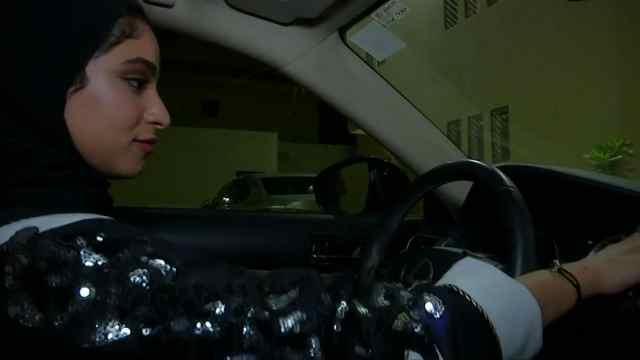 沙特阿拉伯正式取消女性驾驶禁令