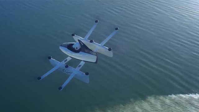 谷歌共享电动飞行汽车开始测试啦