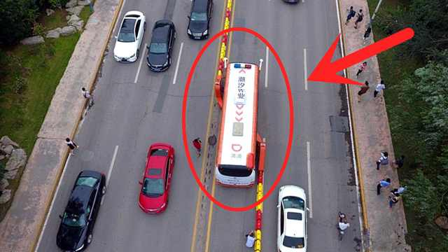 中国这项发明,成功解决了交通拥堵