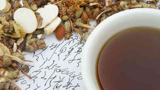 夏季养生,凉茶不能少