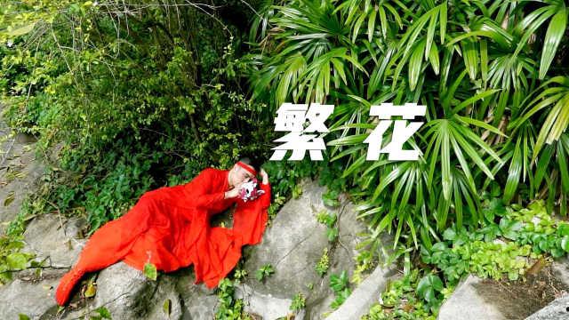 柔美中国风,白小白编舞《繁花》