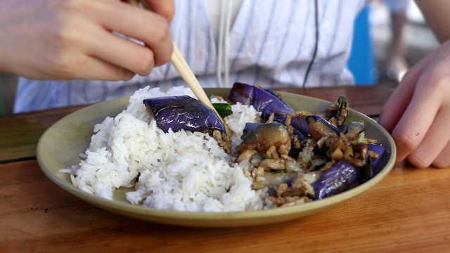 在广州景区吃快餐是什么体验?