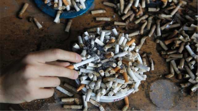 香烟抽完剩下的烟头到底有什么用?