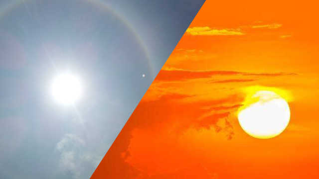 为何早上的太阳看起来比中午的大?