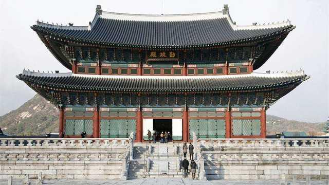 韩国故宫历史更久,为什么不出名?