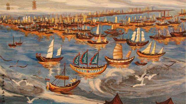 中国航海直接打破了外国垄断