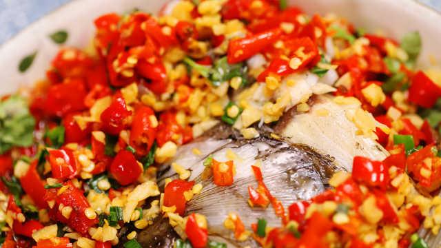 剁椒鱼头,唇齿留香的经典美味!