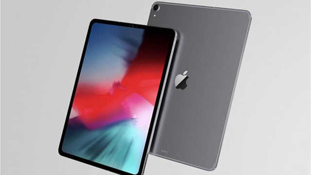 新iPad Pro渲染图亮相