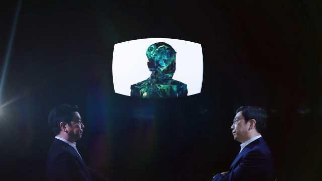 李开复40集节目《AI·未来》预告片