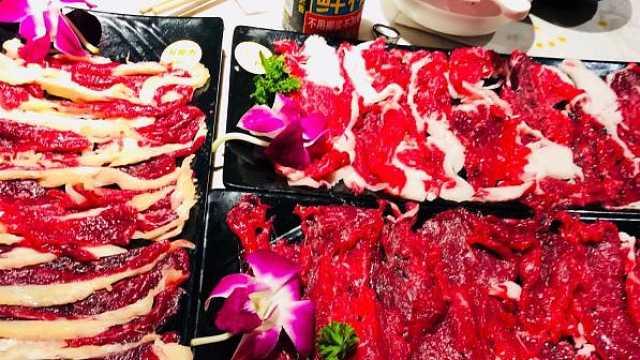 最正宗的潮汕牛肉火锅,好吃到哭泣