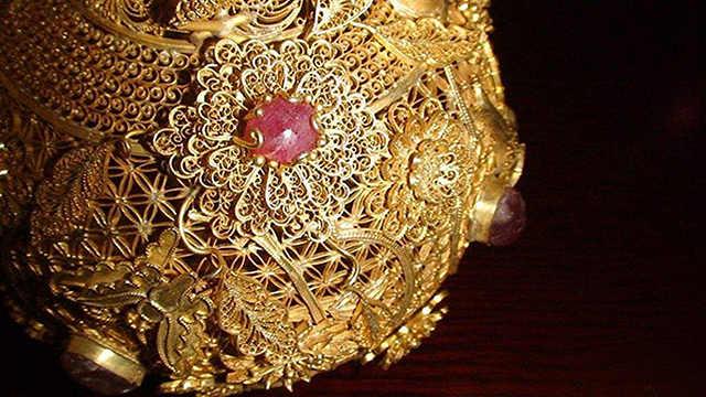 花丝镶嵌:中国宫廷千年绝技