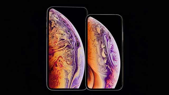 苹果发布双卡双待iPhone售价创新高