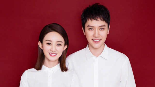 趙麗穎馮紹峰宣布結婚!