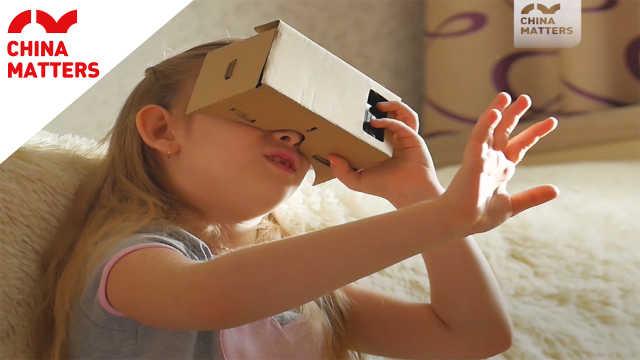 马云口中的未来产业—VR,你了解吗
