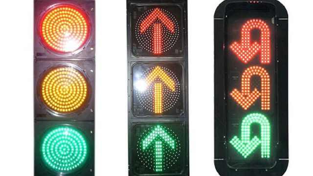 红绿灯为什么不叫红黄绿灯呢?