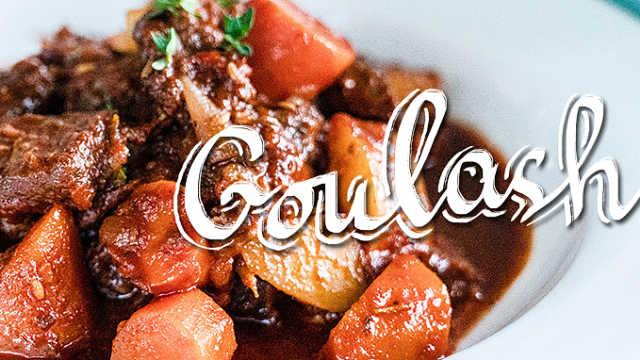 细火慢炖出美味,匈牙利炖牛肉