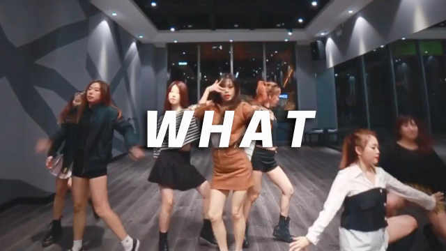 MDC翻跳DREAMCATCHER《What》