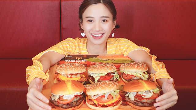 大胃王主播为什么能吃那么多东西?