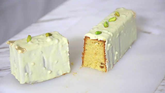 西西里磅蛋糕:一袋坚果做一个蛋糕
