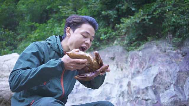 茶叶烟熏鸭,皮脆肉滑,越吃越好吃