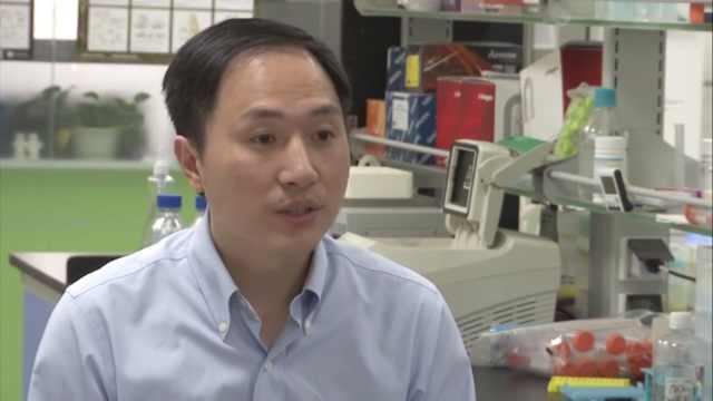 被批草率,贺建奎回应基因编辑质疑