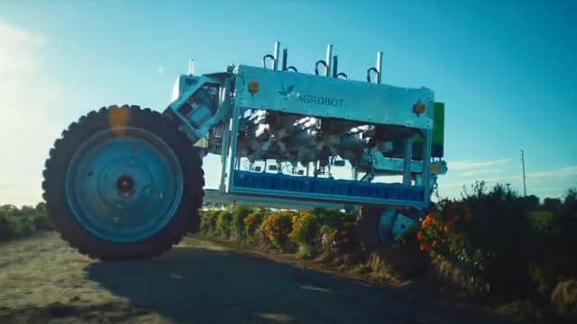史上最牛农机,农民坐等大丰收