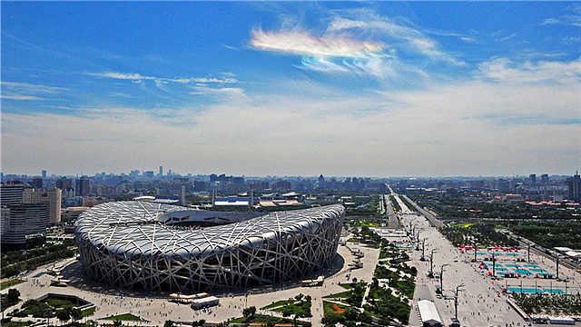 改革开放40年之北京奥运