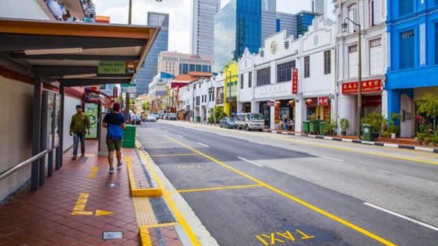 新加坡是如何做到人多却不拥挤的?