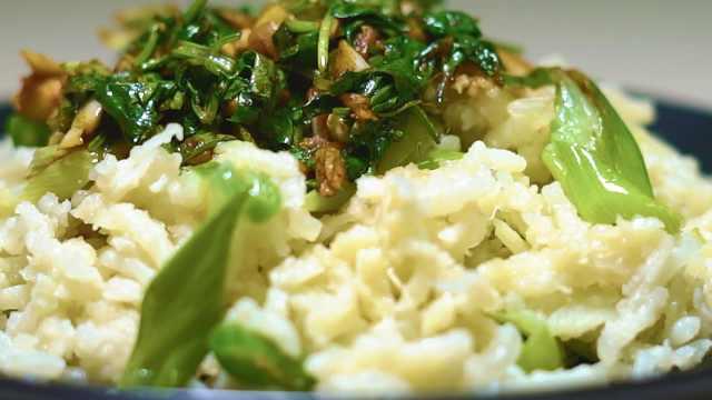 陕北特色美食——洋芋擦擦