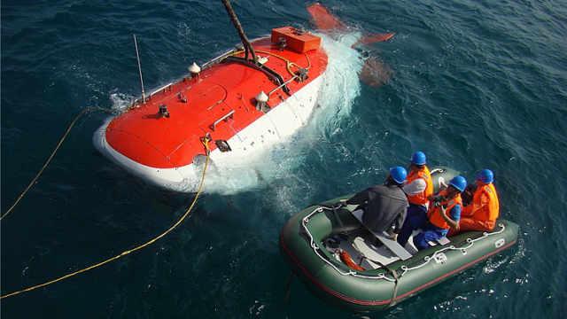 改革开放40年,深海探测飞速发展