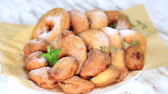 水果馍馍:正派的甜品就是让家温暖