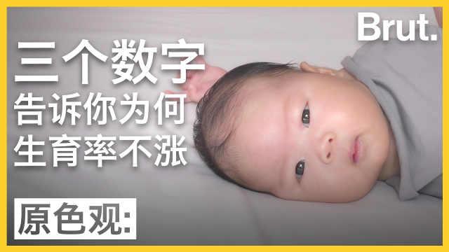 三个数字告诉你,新生儿数量为啥跌