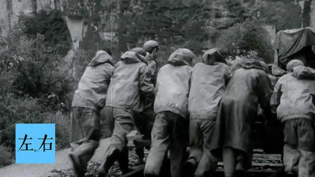 西部雨季,夏天穿棉袄干活
