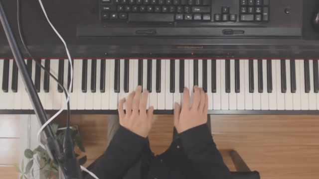 《你要的全拿走》钢琴分解教学